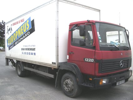Accare Camion Mercedes72