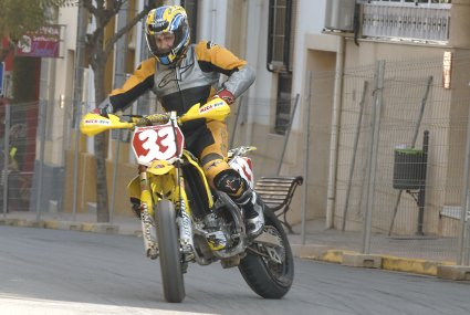 Supermotard Alhama72